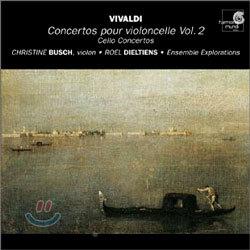 비발디 : 첼로 협주곡 2권