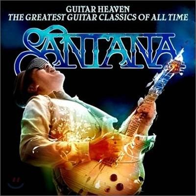 Santana - Guitar Heaven: The Greatest Guitar Classics Of All Time (Standard Version)