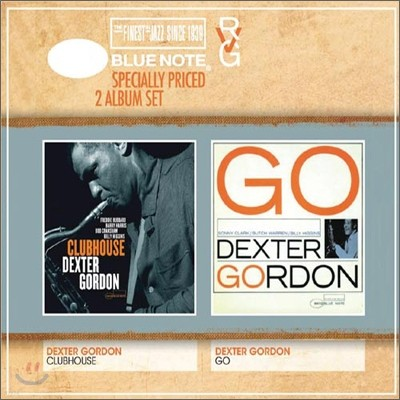 Dexter Gordon - Clubhouse + Go