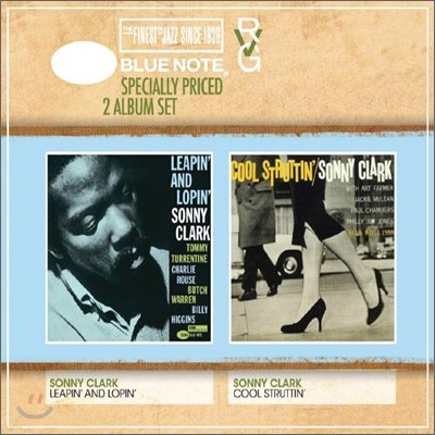 Sonny Clark - Leapin' And Lopin' + Cool Struttin'