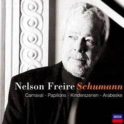 Nelson Freire 슈만: 피아노 독주집 - 어린이 정경, 아라베스크, 나비 - 프레이레