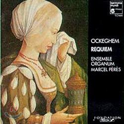 Ockeghem : Requiem : Ensemble Organum