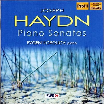 Evgeni Koroliov 하이든: 피아노 소나타집 (Haydn: Piano Sonatas)