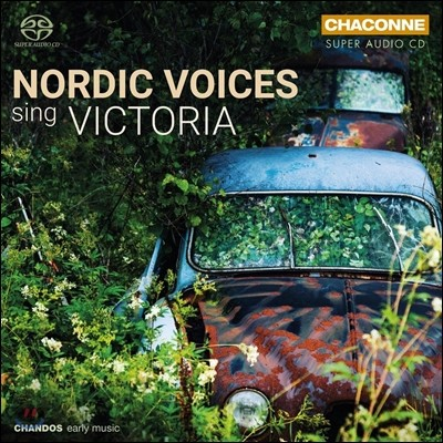 Nordic Voices 노르딕 보이시즈가 노래하는 빅토리아 - 6중창 작품집 (Nordic Voices Sing Victoria: Works for Six Voices)