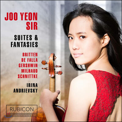 서주연이 연주하는 모음곡과 환상곡 (Joo Yeon Sir Plays Suites, Fantasies)
