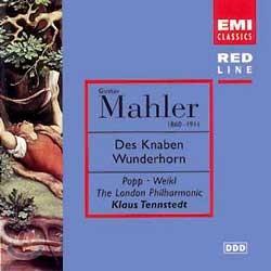 Mahler : Des Knaben Wunderhorn : Tennstedt