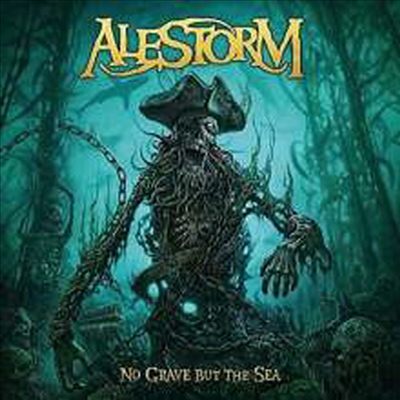 Alestorm - No Grave But The Sea (LP)