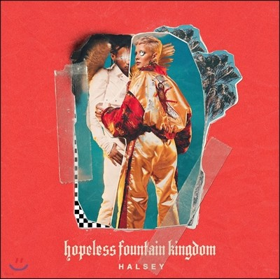 Halsey (할시) - 2집 Hopeless Fountain Kingdom