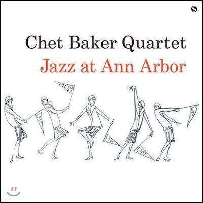 Chet Baker (쳇 베이커) - Jazz At Ann Arbor (1954년 5월 미시건 대학 라이브) [LP]