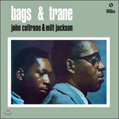 John Coltrane & Milt Jackson (존 콜트레인, 밀트 잭슨) - Bags & Trane [LP]