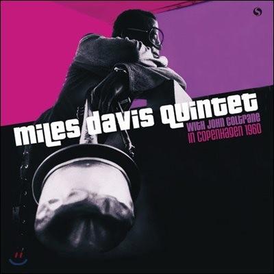Miles Davis Quintet & John Coltrane (마일즈 데이비스 퀸텟, 존 콜트레인) - In Copenhagen 1960 (1960년 코펜하겐 라이브) [LP]