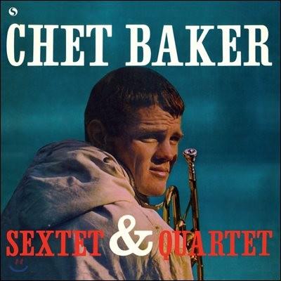 Chet Baker (쳇 베이커) - Sextet & Quartet [LP]
