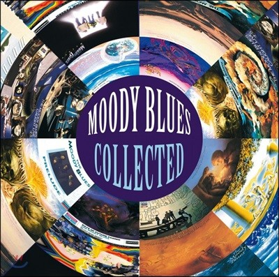 Moody Blues (무디 블루스) - Collected [2 LP]