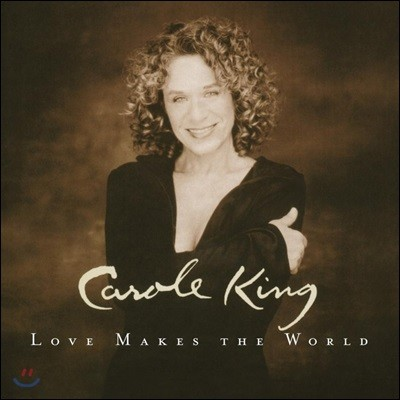 Carole King (캐롤 킹) - Love Makes The World [LP]