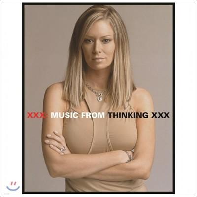 씽킹 XXX 다큐멘터리 음악 (XXX Music From Thinking XXX OST) [2 LP]