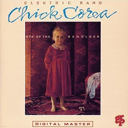 [중고 LP] Chick Corea Elektric Band - Eye Of The Beholder