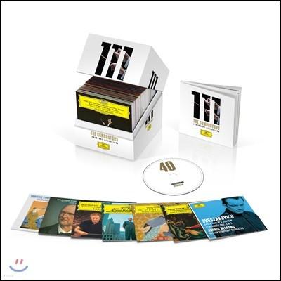 DG111 지휘자 - DG의 전설적인 지휘자 40명의 역사적 음반 (DG 111 The Conductors - Legendary Recordings)