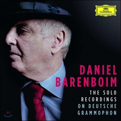 다니엘 바렌보임 도이치그라모폰, 웨스트민스터 솔로 녹음 (Daniel Barenboim The Solo Recordings on DG & Westminster)