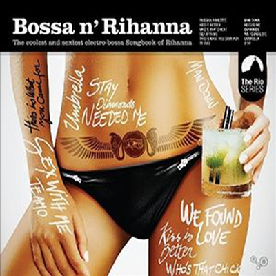 Tribute To Rihanna - Bossa N' Rihanna (Digipack)