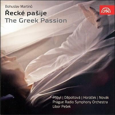 Libor Pesek 마르티누: 그리스 수난곡 (Martin?: The Greek Passion)