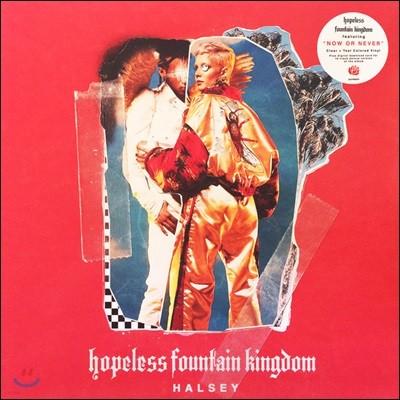 Halsey (할시) - Hopeless Fountain Kingdom [청록색 스플래터 컬러 LP]