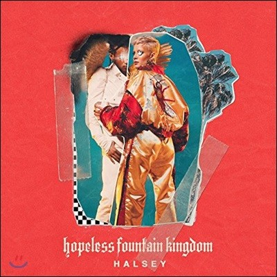 Halsey (할시) - Hopeless Fountain Kingdom [Deluxe Edition]