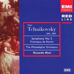 Tchaikovsky : Symphony No.5 : Muti