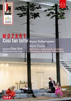 Adam Fischer 모차르트: 코시 판 투테 - 아담 피셔 (Mozart: Cosi fan tutte, K588)