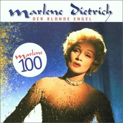 Marlene Dietrich - Der Blonde Engel: 25 Lieder
