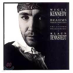 Brahms : Violin Concerto : KennedyㆍTennstedt