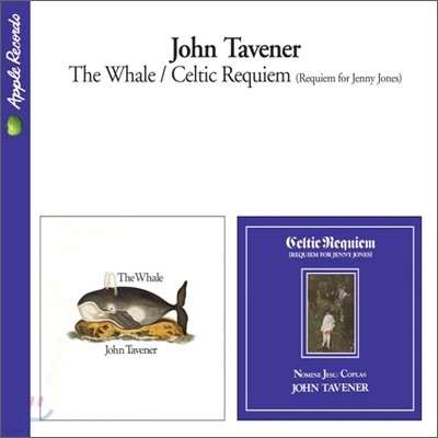 John Tavener : The Whale + Celtic Requiem