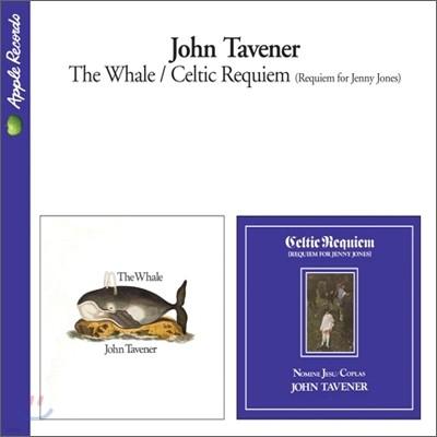 John Tavener : The Whale + Celtic Requiem