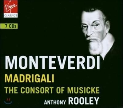 몬테베르디 : 마드리갈 - 뮤지케 콘소트