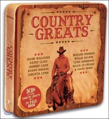 컨트리 뮤직 베스트 컬렉션 (Country Greats)