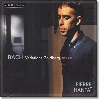 Pierre Hantai 바흐: 골드베르그 변주곡 (Bach: Goldberg Variations) 피에르 앙타이