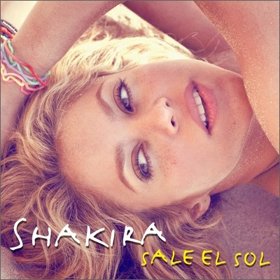 Shakira - The Sun Comes Out
