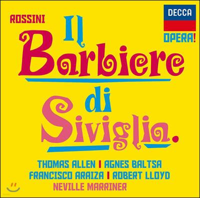 Thomas Allen 로시니: 세빌리아의 이발사 (Rossini: Il barbiere di Siviglia)