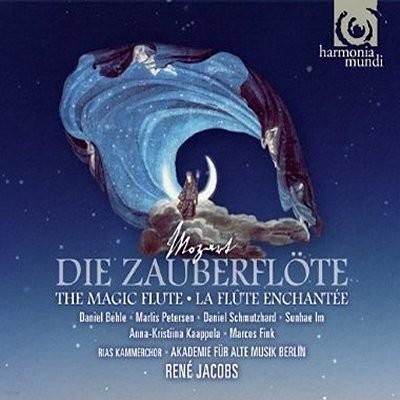 임선혜 / Rene Jacobs 모차르트: 마술 피리 (Mozart: Die Zuaberflote) 르네 야콥스