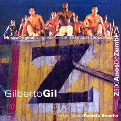 Gilberto Gil - Z300 Anos De Zumbi