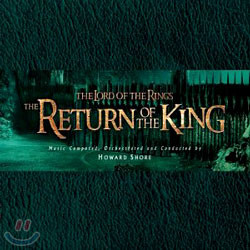 The Lord Of The Rings 3 : The Return Of The King (반지의 제왕 3 : 왕의 귀환) OST