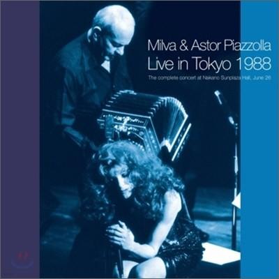 Milva & Astor Piazzolla - Live in Tokyo 1988