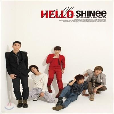 샤이니 (SHINee) 2집 - Hello [리패키지]