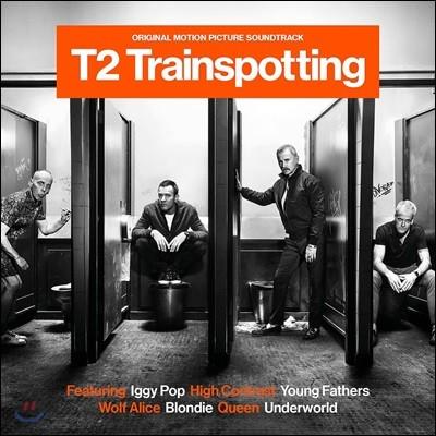T2: 트레인스포팅 2 영화음악 (T2 Trainspotting OST) [2 LP]