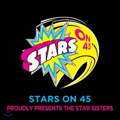 Stars On 45 (스타즈 온 45) - Proudly Presents Star Sisters