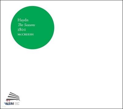 Paul McCreesh / Carolyn Sampson 하이든: 오라토리오 '사계' [1801년 판본] - 캐롤린 샘슨, 브로츠와프 바로크 합창단, 폴 맥크리시 (Haydn: The Seasons)