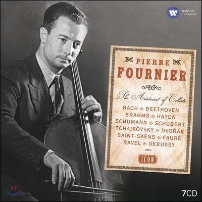 Pierre Fournier - ICON /  The Aristocrat of Cellists 피에르 푸르니에