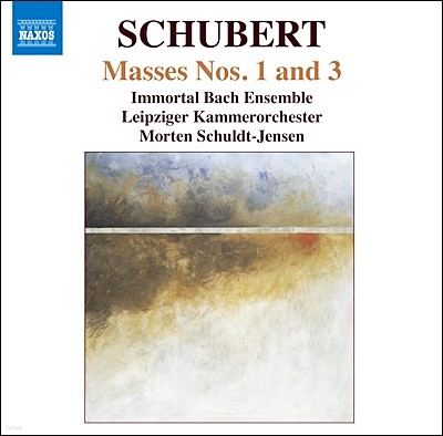 Morten Schuldt-Jensen 슈베르트 : 미사 1,3번 (Schubert: Masses Nos. 1 & 3)