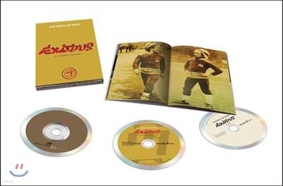 Bob Marley & The Wailers (밥 말리 & 더 웨일러스) - Exodus: 40 The Movement Continues [발매 40주년 기념 3 CD 한정반 에디션]