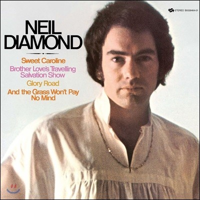 Neil Diamond (닐 다이아몬드) - Brother Love's Travelling Salvation Show / Sweet Caroline [LP]