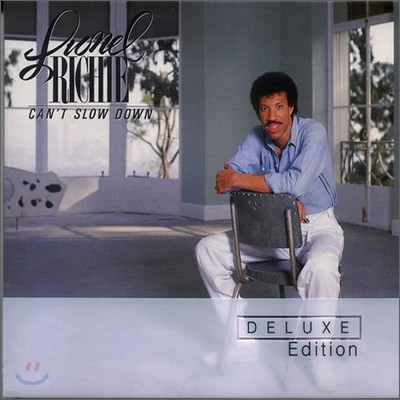 Lionel Richie - Can't Slow Down (Deluxe Edition)